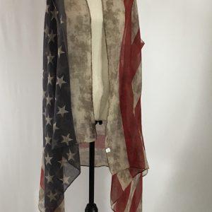 American Flag Wrap PN222X024AM