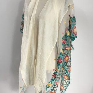 Summer Wrap White BAAP4893IV