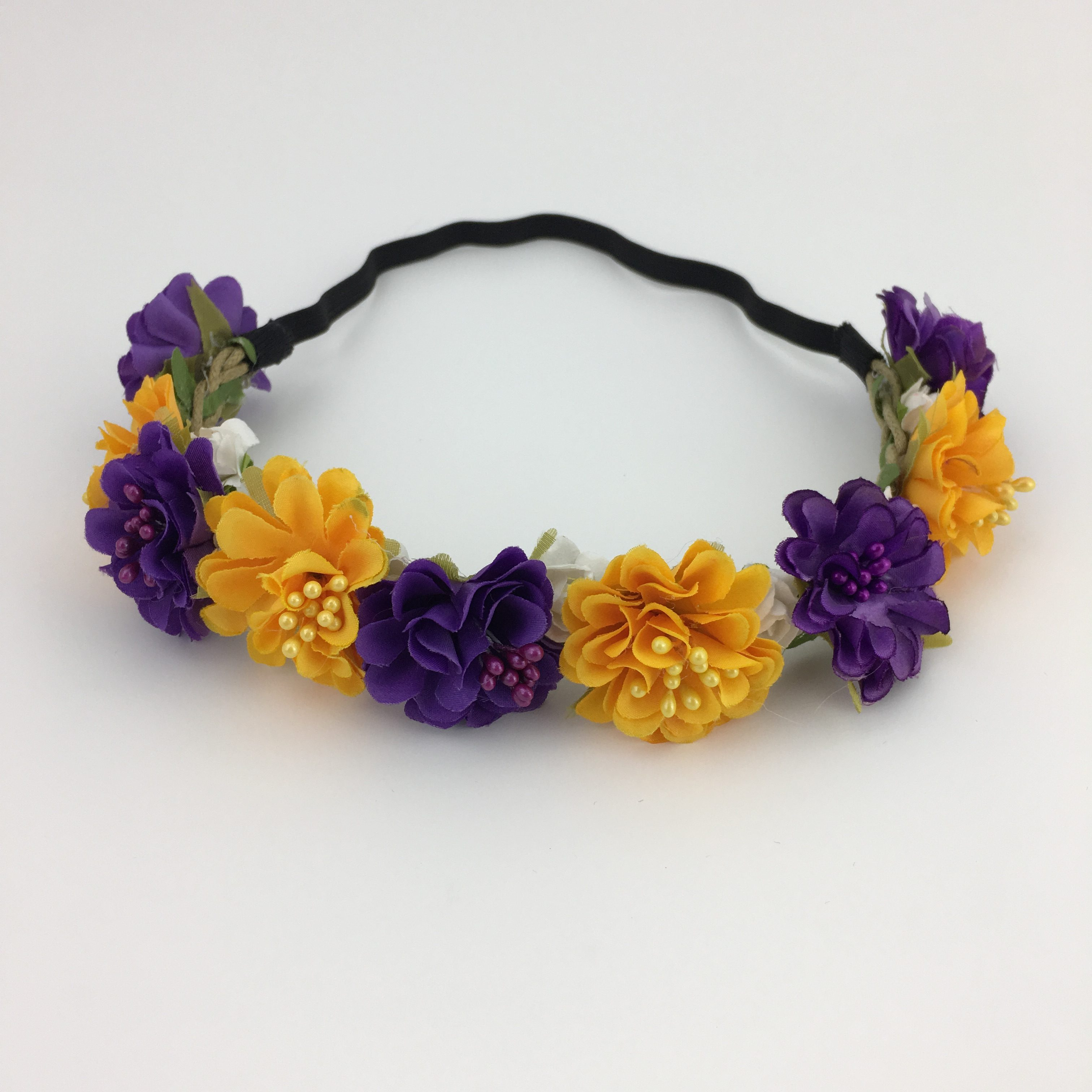 Flower Headband Pg Song Lily